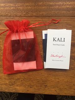 kali cards in bag